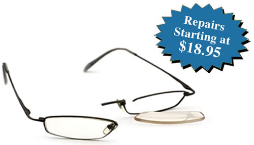 Eyeglass Frame Repair Atlanta : Eyewear Repair Express